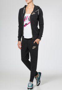 Nike Sportswear - Jogginghose - black/sail