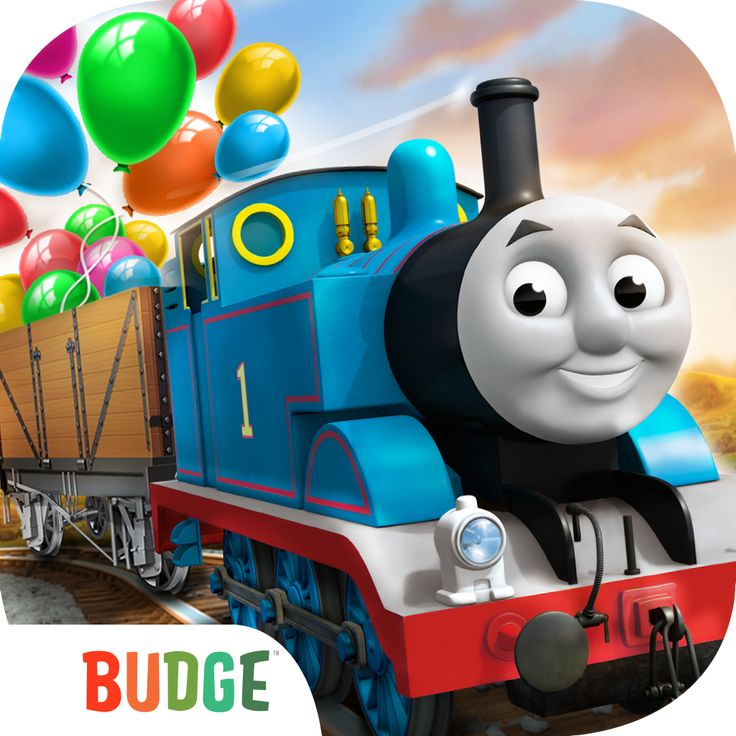 Thomas & Friends: Express Delivery  Kids App  Perfect for preschoolers, this Thomas & Friends app invites fans to deliver special surprises for Sir Tomham Hatt's birthday party. Collect fun props, from balloons to fireworks, to make the best party ever! This intuitive game is sure to thrill, with easy to understand mechanics that get little ones tapping to zip along the tracks and collect party items. The more they deliver, the better the party gets!