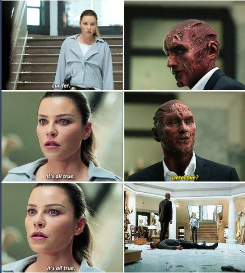 Lucifer Season 5: Lucifer- Season 3 Episode 24
