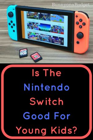 Thinking of buying a Nintendo Switch but not sure if it's suitable for young kids? We share our experience after buying a Switch for our two boys.