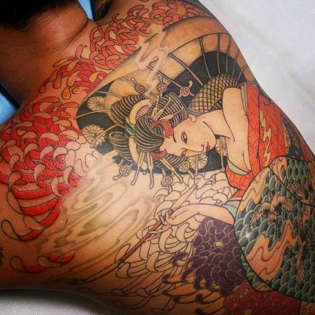 25 best ideas about japanese tattoo designs on pinterest tattoo japanese style traditional. Black Bedroom Furniture Sets. Home Design Ideas