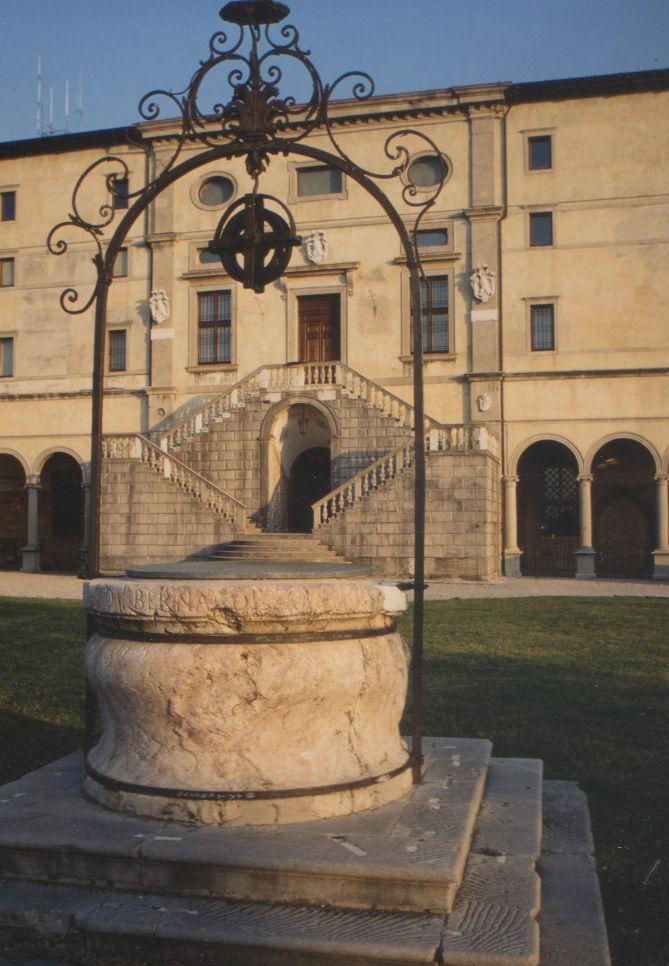 Pozzo Castello di Udine