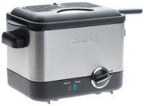 I've used this mini deep dryer for all kinds of things.  But, my favorite is the deep fried cupcakes I made: http://www.cupcakeproject.com/2009/01/deep-fried-cupcakes-you-can-make-at.html