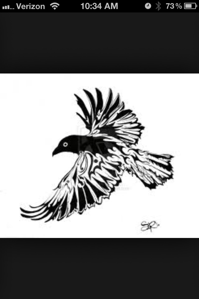 52 best crow tattoos images on pinterest ravens crow tattoos and crows. Black Bedroom Furniture Sets. Home Design Ideas