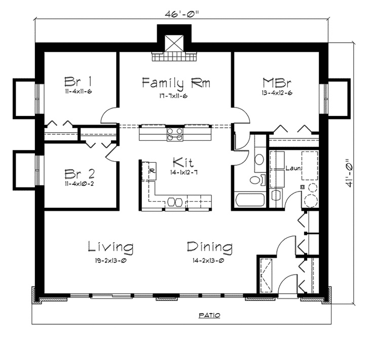 Rockspring hill berm home home ideas pinterest for Modern berm house plans