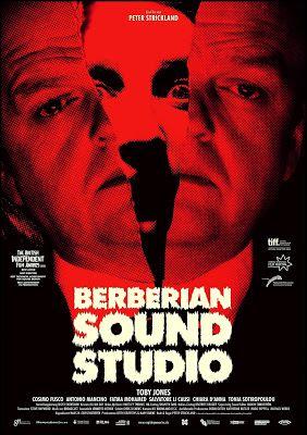 El Oscuro Rincón del Terror: BERBERIAN SOUND STUDIO