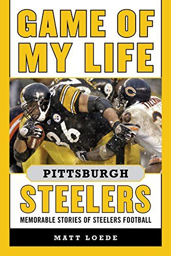 Game of My Life Pittsburgh Steelers: Memorable Stories of Steelers Football:   divAfter enduring decades as one of professional football's worst teams, the Pittsburgh Steelers began their streak of dominance in the 1970s, recording four world championships in that decade alone.  The Steelers now share the record for most Super Bowl appearances (8) and championships (6).BRBRNow supporters of one of the NFL's most storied franchises will go into the locker room and onto the turf with ove...