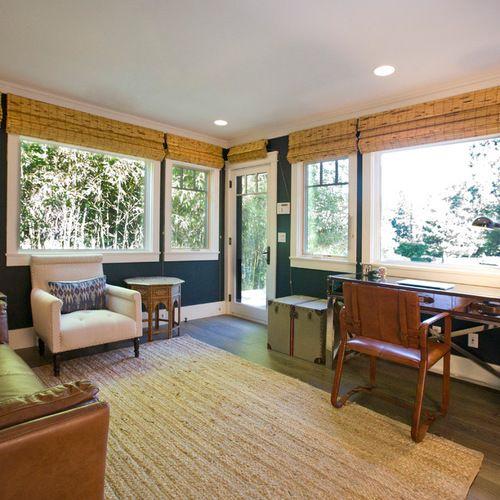 Bamboo Shade Bedroom Design Ideas, Remodels & Photos ...