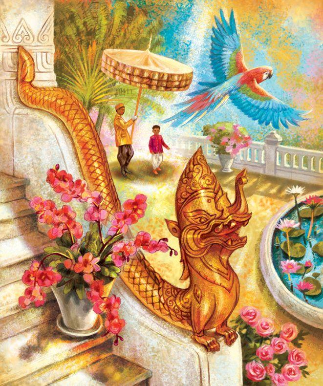 Детство принца  Таня Сытая / Tanya Sitaya