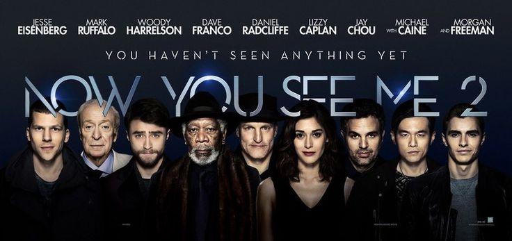 Nasze wrażenia po obejrzeniu filmu Iluzja 2 czyli Now You See Me. Czy po świetnej pierwszej części dwójka nadąża czy zostaje w tyle? Zapraszam do lektury!