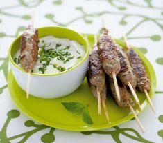 Kefta di pollo con salsa allo yogurt - Tutte le ricette dalla A alla Z - Cucina Naturale - Ricette, Menu, Diete