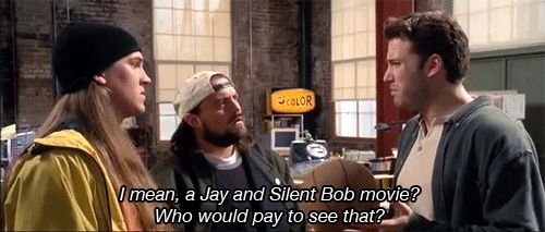 ben affleck movies kevin smith jason mewes good movies
