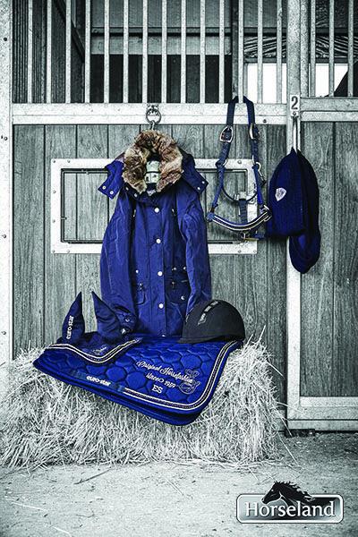 Euro-Star this season reflect dark blues to keep you warm this winter!
