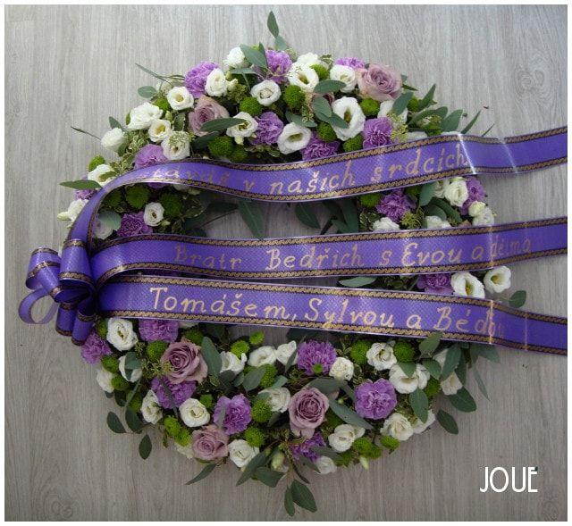 smuteční květiny #7