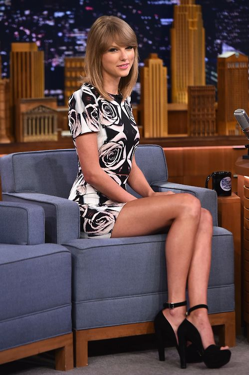 What a classic lady- Taylor Swift of Late Night with Jimmy Falon