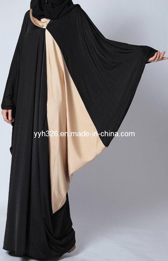 2014 Newest Stylish Dubai Abaya Dress Muslim Clothing