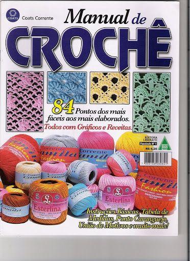 Manual de croche editora liberato 01 - Natty Coello - Picasa Web Albums
