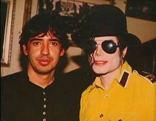 trewizz Michael with Guillermo del Bosque 1993