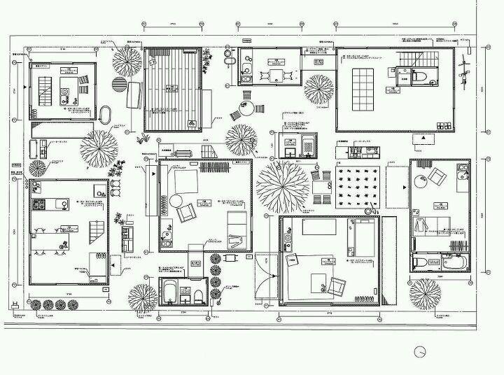 *Moriyama House / SANAA