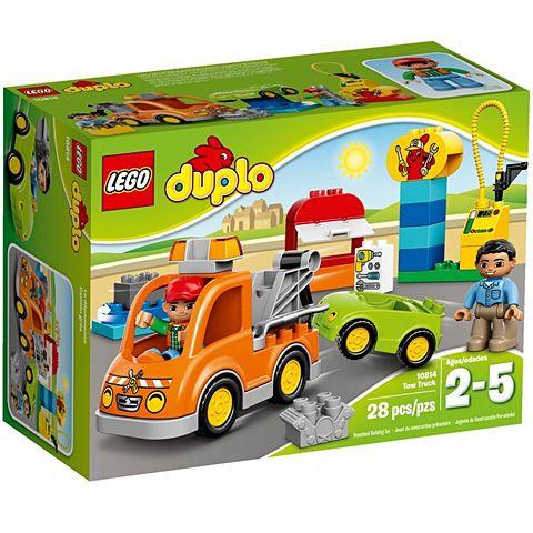 Vontatós autó------Lego Duplo Vontató (10814) rendelés olcsó Lego Duplo Vontató (10814) vásárlás - árak