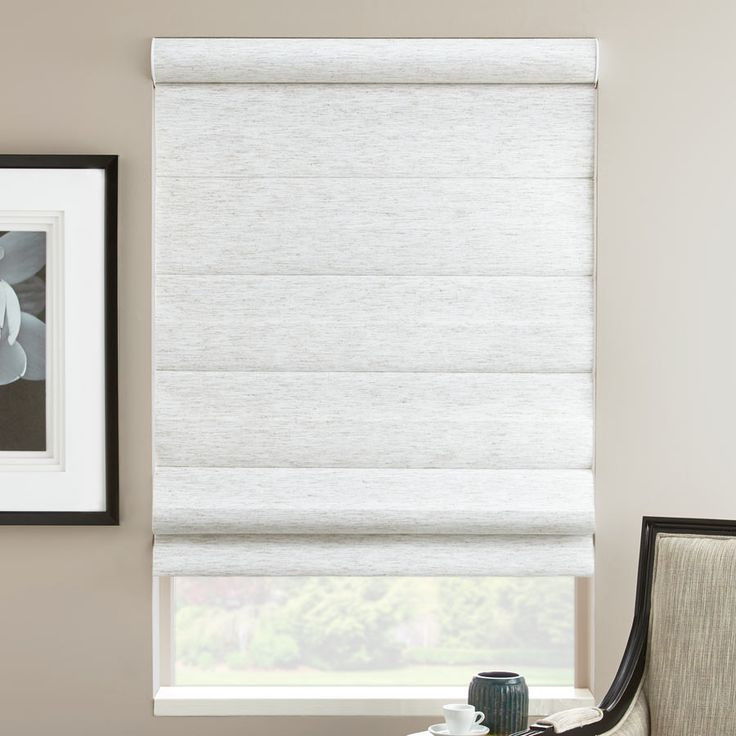 add elegance and style to any room with cord free roman shades