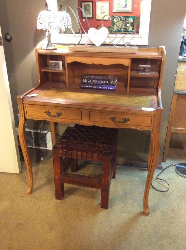 Old Fashioned Desk Sold In 2020 Desk Small Space Storage Small Storage