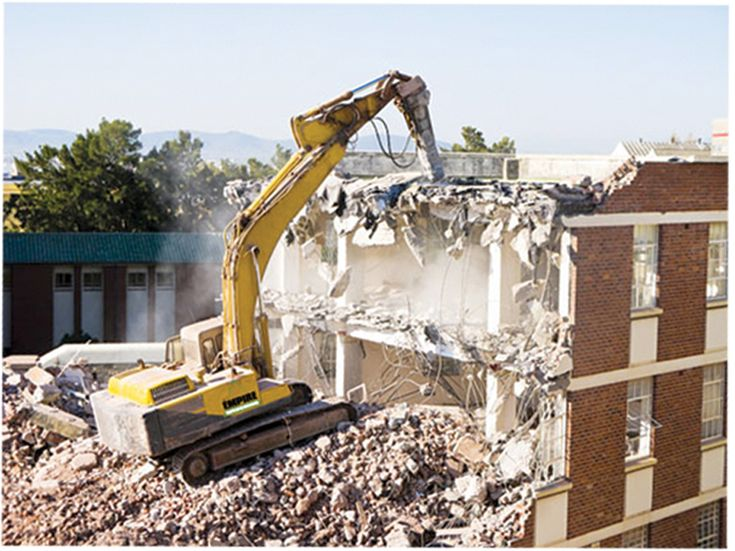 Trust Simple Contracting services for timely completion and delivery of contracting services before deadline. With over 10 years experience, the contracting service is managing tasks efficiently and proving to be leading commercial demolition contractors.