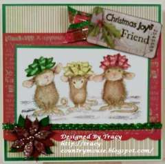 """""""Wrapped & Ready"""" by Tracy Thompson on House-Mouse Designs®"""