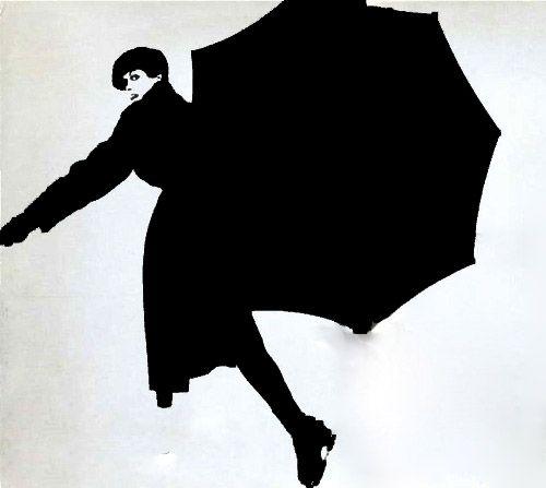 Alexey Brodovitch, Mock-up spread for Harper's Bazaar , c. 1940-1950
