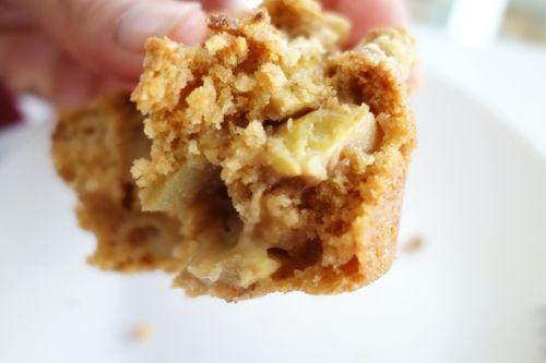 Feijoa Cake Crumbs