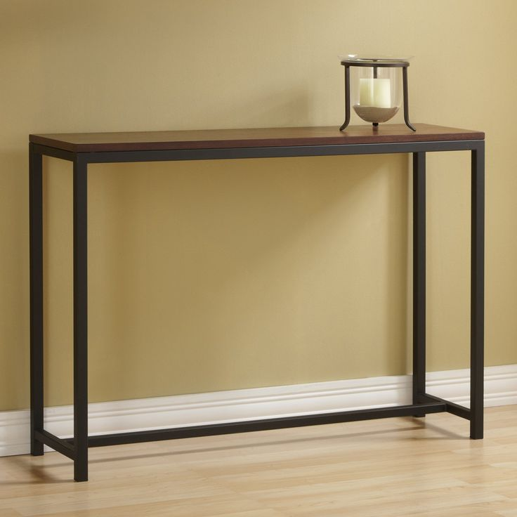 "Tag Furnishings Group 390105 Foster Console Table | ATG Stores.  30""h x 42""l x 11.75""w  $189.99 + fs"