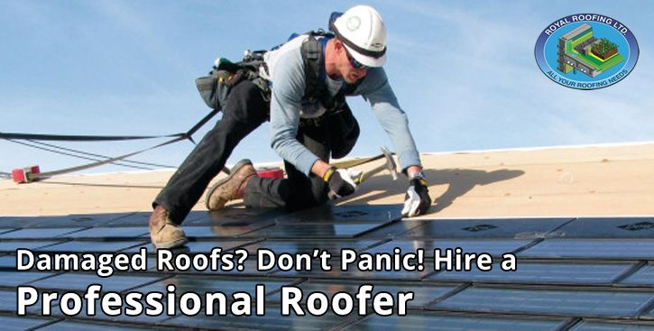 Commercial Roofing Contractor Calgary