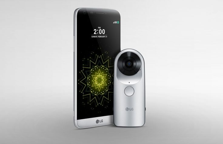 #LG Cam 360 - Nouvelle caméra iOS/Android compatible Google View ! | Jean-Marie Gall.com