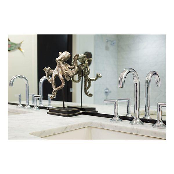 65375LF-PC - Widespread Lavatory Faucet