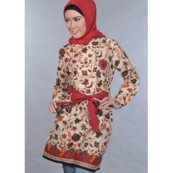 Dunia Fashion - Baju Batik Wanita 1047