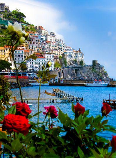 Amalfi; Mezzogiorno 1   FotoAmore - Fine Art Photography - Italy - France - Craig & Jane Love