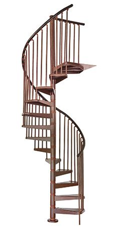 les 10 meilleures images du tableau escaliers spirales sur pinterest spirales escaliers et. Black Bedroom Furniture Sets. Home Design Ideas