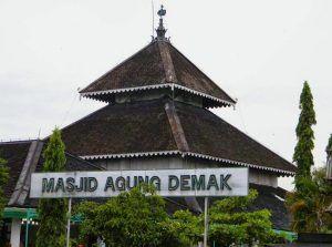 Sejarah Bagunan Kuno : Masjid Agung Demak