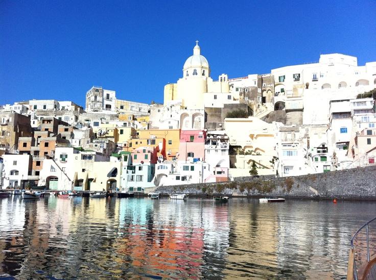 Marina di Corricella _ Procida (Na)