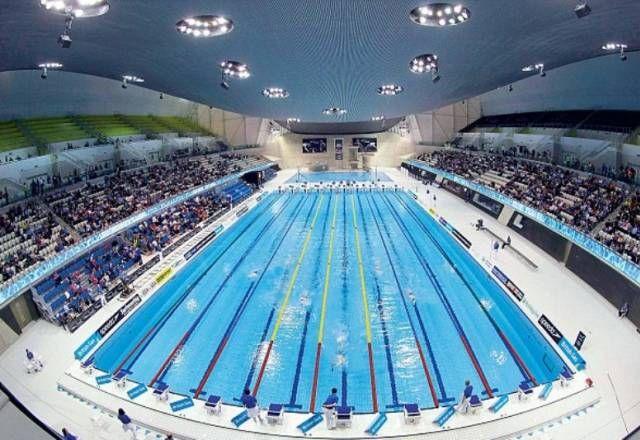 Κλειστό ολυμπιακο κολυμβητήριο ΟΑΚΑ