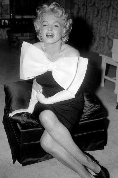 Marilyn looking beautiful as ever...