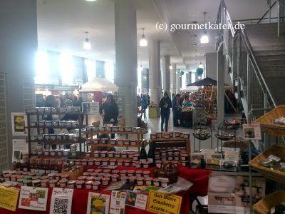 Gourmetkaters Marktplatz: Der Sturm von Chemnitz Unser Stand auf dem DaWanda Handgemacht Kreativmarkt in Chemnitz in der Messe #chemnitz #dawanda
