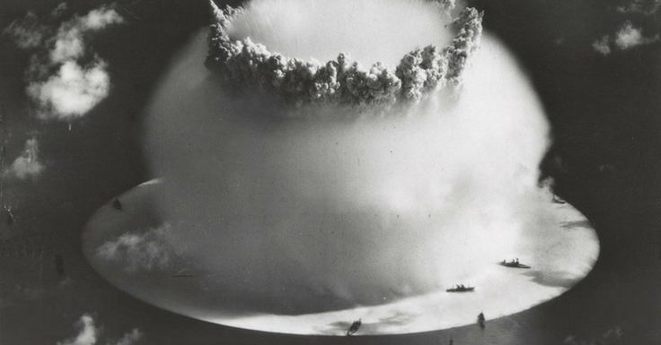10 Biggest Nuclear Explosions In Military History