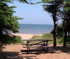 Twin Shores Campground, Prince Edward Island, Canada