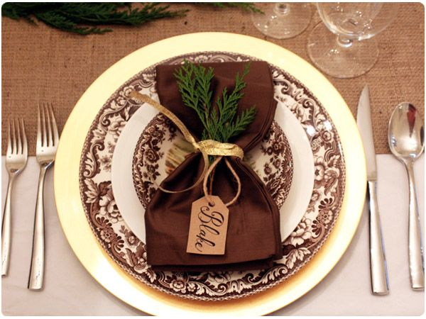 A Festive Holiday Table & 60 best Event | TABLE Setting images on Pinterest | Napkins Napkin ...