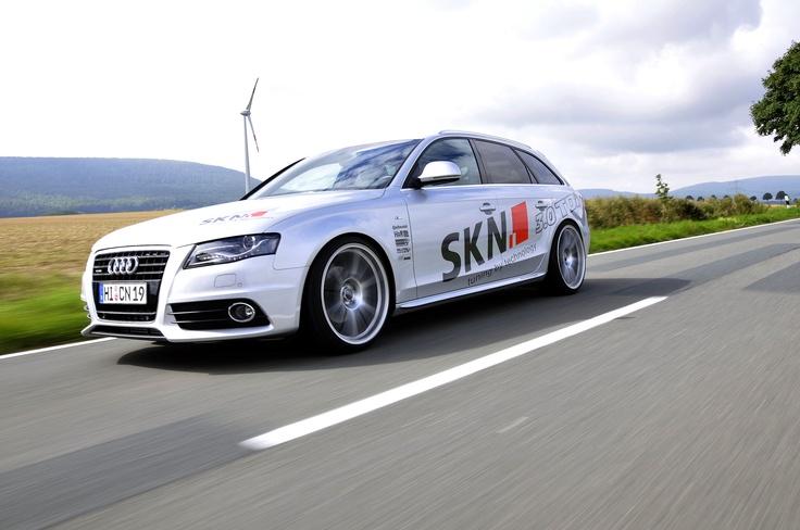 Audi A4 3.0 TDI Quattro (8K)