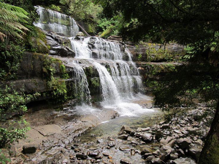 Liffey Falls Northern Tasmania Australia.