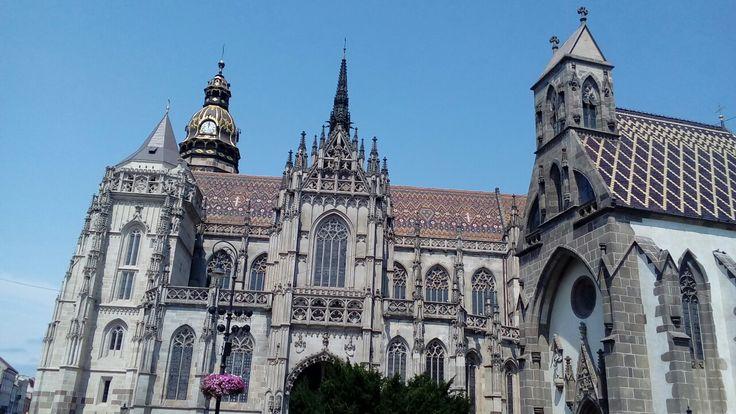 Szent Erzsébet-főszékesegyház Kassa-ban, Szlovákia