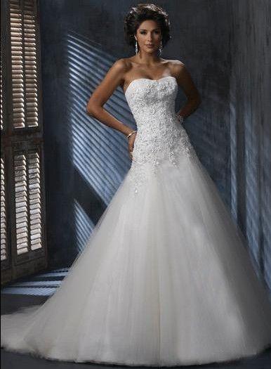 75 mejores imágenes de vestidos de novias en Pinterest | Vestidos de ...