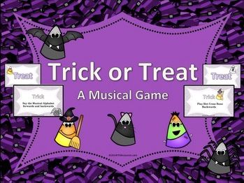 a fun halloween game for group activities - Halloween Games For Groups